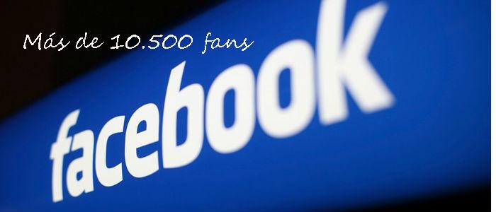 Francine Zapater tiene ya más de 10500 fans en facebook